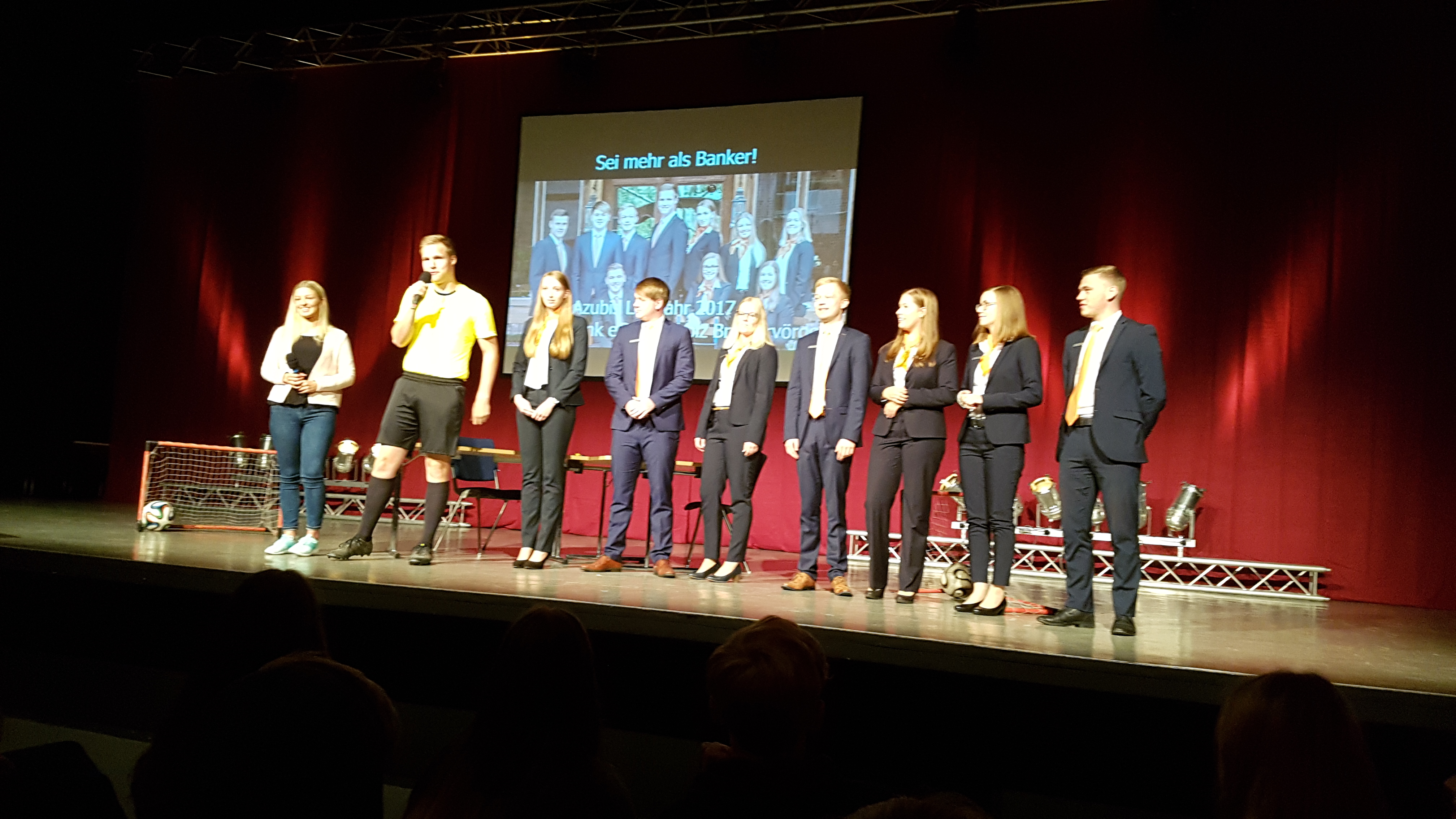 Bühne frei für Azubis im Landkreis Osterholz