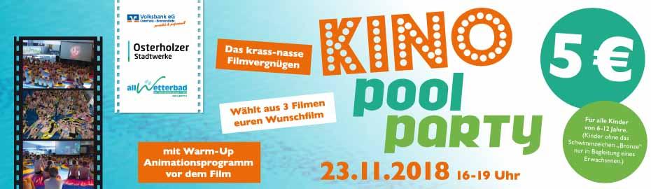 KINO Pool Party